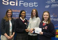 'At SciFest, we felt like scientists.'