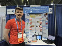 SciFest Student Achieves Global Success Intel ISEF!