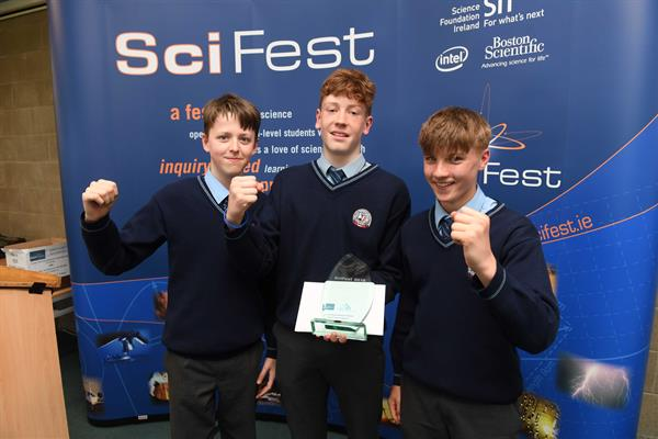 SciFest 2018 National Final
