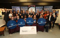 Inaugural SciFest@Teen-Turn