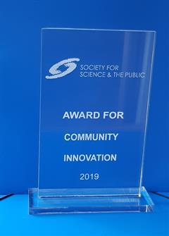 New Society4Science Award