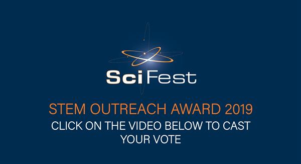 SciFest STEM Outreach Award 2019