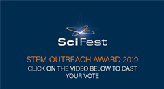 SciFest STEM Outreach Award 2019
