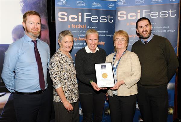 New SciFest STEM School Award