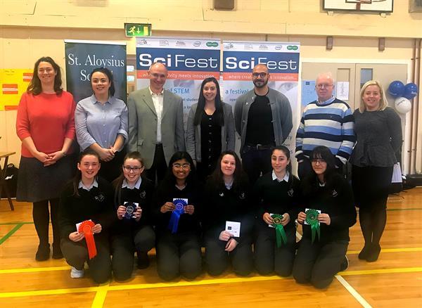 1st SciFest 2020 @St Al's, Cork City