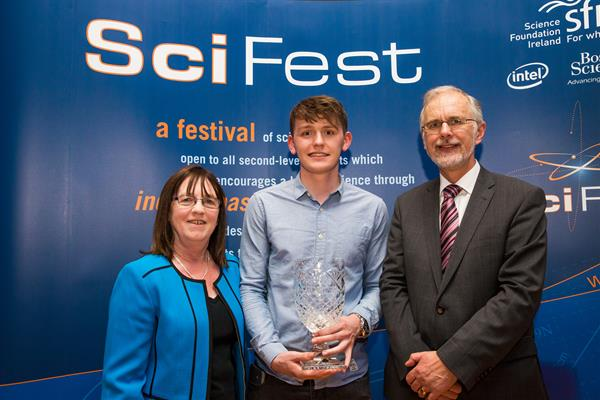 Continuing Success for Aaron