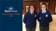 SciFest STEM Outreach Award 2020 Winners