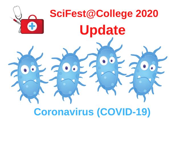 SciFest@College 2020 Update