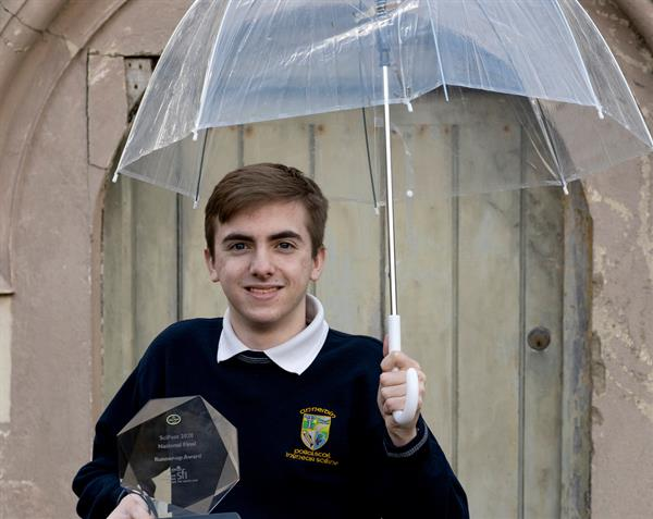 Video: Conor Casey's ISEF Project