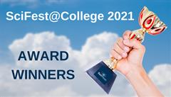 SciFest@College 2021 Awards