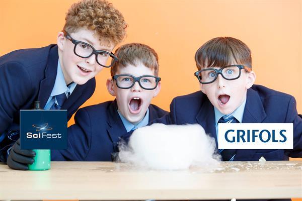 Grifols Sponsors SciFest