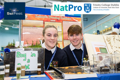 NatPro Sponsors SciFest