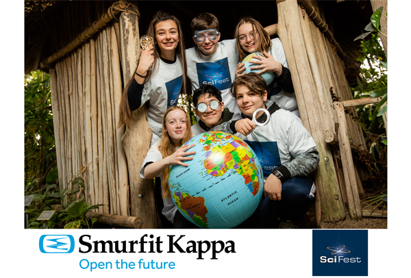 Smurfit Kappa Sponsors SciFest