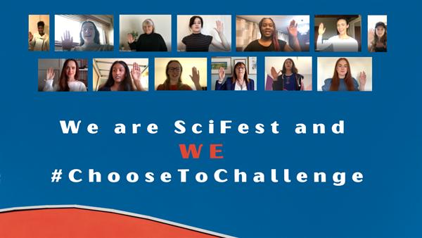 Video: SciFest Celebrates IWD2021