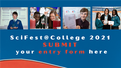 Enter SciFest@College 2021 Here